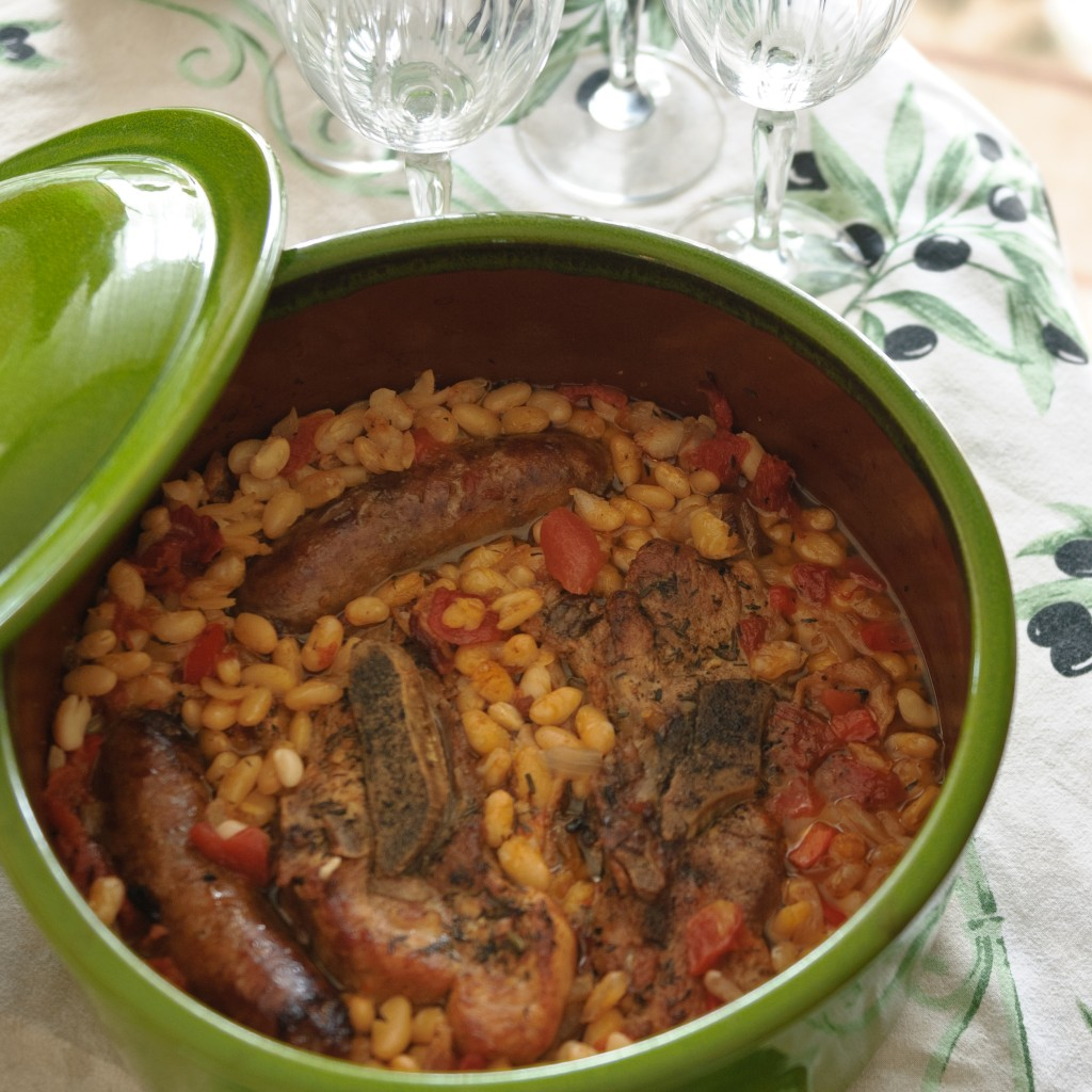 Any-Day Cassoulet from The Bonne Femme Cookbook (this one doesn't take three days!)