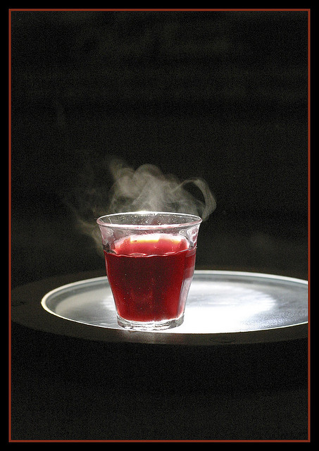 How to make an alsatian vin chaud gl hwein french mulled wine chez bonne femme - Make perfect mulled wine ...