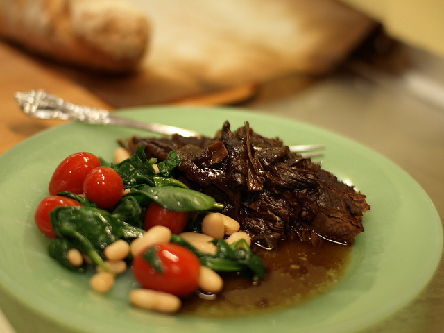 Braised Beef Carbonnade. Photo by ted_major via Flickr