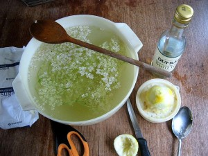 Yes, you could make your own Elderflower Syrup but the Il Ugo product is much, much easier!