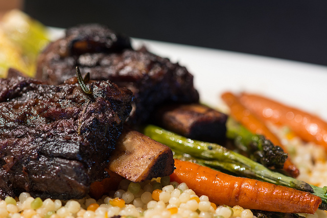 Wine-Braised Short Ribs might be the best thing from your braiser.