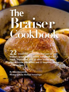 Mais non! You don't need a Kindle or Tablet to read my braising recipes e-book!