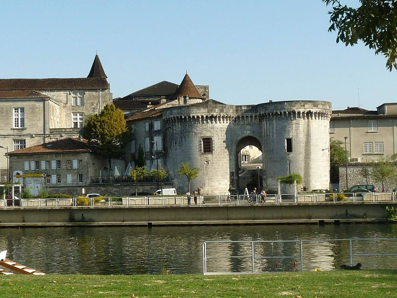 Cognac, the city. What do you know? Another beautiful place in France.