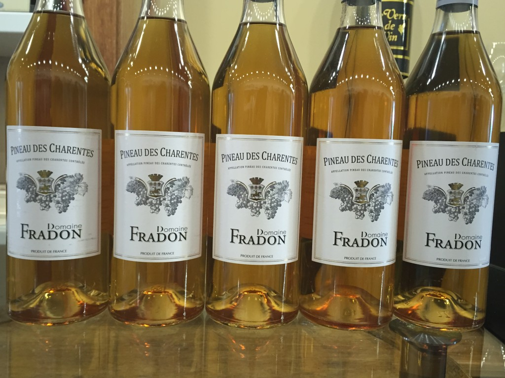 Pineau des Charentes: A great apéritif from the Cognac region of France.