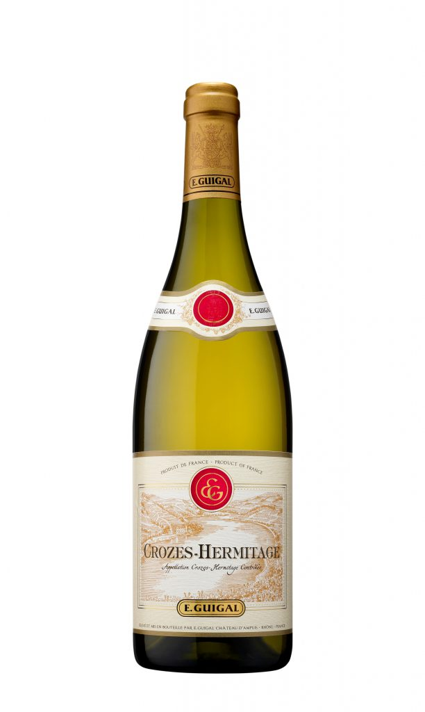 Yes! Crozes-Hermitage is better known for reds. But if you really want to turn heads, pour this beautiful white.