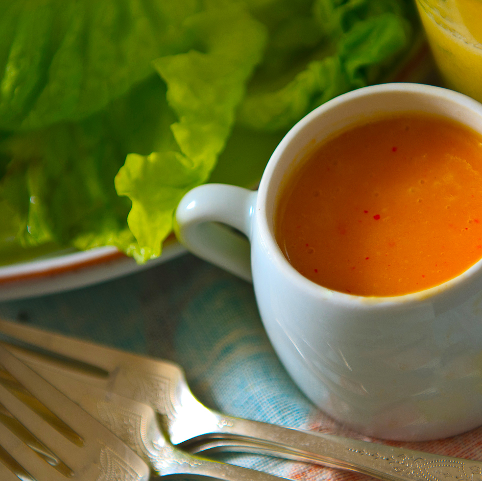 French dressing? Don't turn your nose up too soon—make it with smoked paprika, and you'll love it all over again.