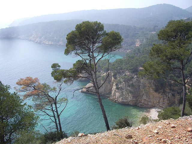 Looking forward to taking this walk, in Bandol. Photo credit.