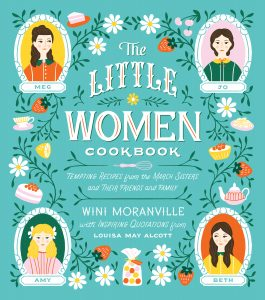 Now Available: The Little Women Cookbook